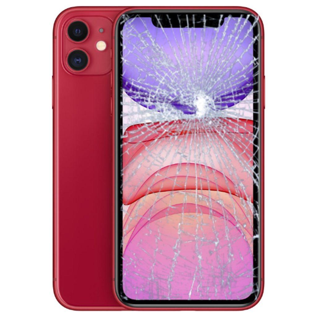 Замена стекла iPhone в Самаре
